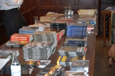 Arktos Sales Table (Photo by Sanna Hill).JPG