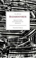 Radardenker