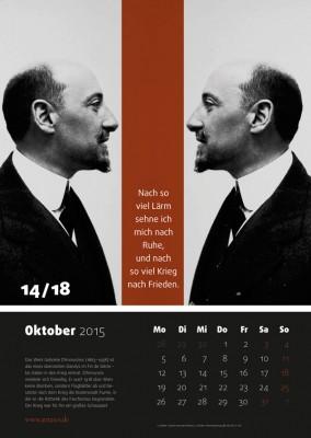 D'Annunzio_Antaios Kalender