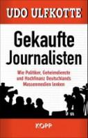 Udo Ulfkotte Gekaufte Journalisten