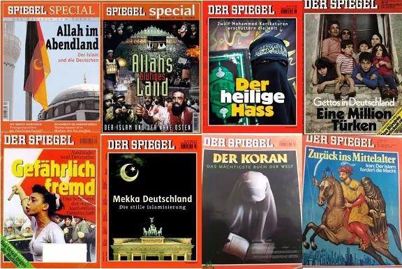 Spiegel-Islam