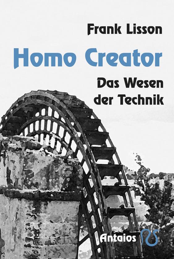 Frank Lisson_Homo Creator
