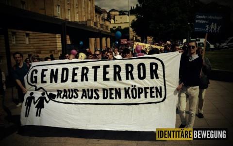 Gegen Genderterror Demo für Alle