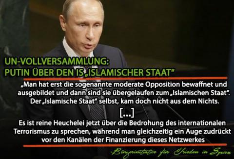 Putin über IS 1