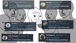 Bot Lives Matter!